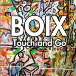 Tomás Paredes. « Excéntrico, trashumante, dionisiaco ». Catalogo exposición « Touch and Go » Palau de la Música de Valencia, March 2011
